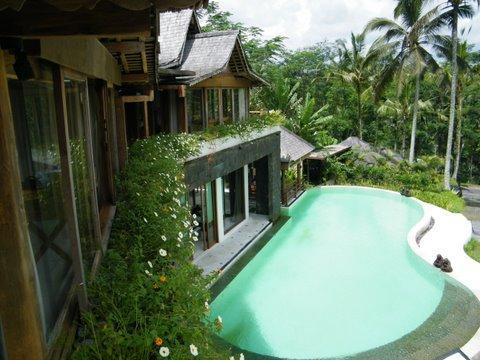 VILLA ALISE  FLOOR 2 + POOL - large VILLA 400m² + STAFF- 10 sleeps,lovely pool - Ubud - rentals