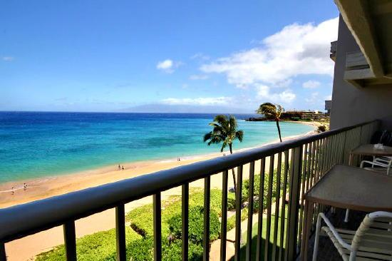 Whaler 651 - One Bedroom, Two Bath Ocean Front Condominium - Image 1 - Lahaina - rentals