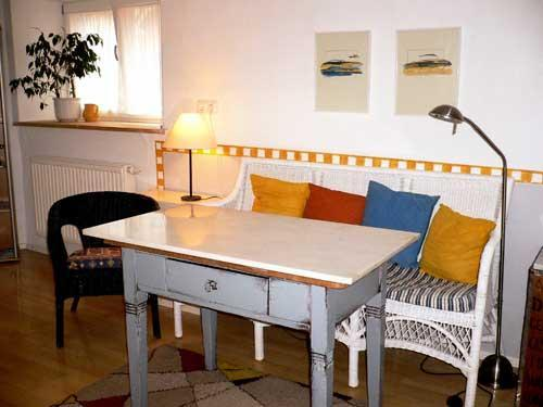 Vacation Apartment in Lindau - 323 sqft, near the beach, completely furnished (# 2552) #2552 - Vacation Apartment in Lindau - 323 sqft, near the beach, completely furnished (# 2552) - Lindau - rentals