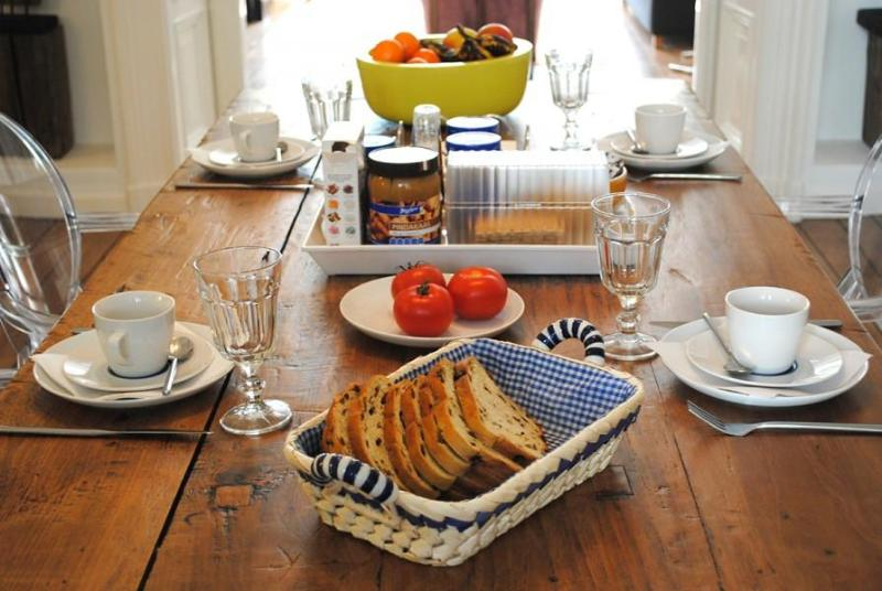 breakfast - Amsterdam bed and breakfast Park9 - Amsterdam - rentals