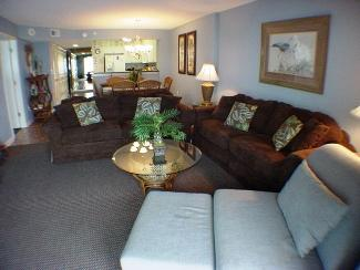 Comfortable Furnishings - Windy Hill Dunes 803 - North Myrtle Beach - rentals