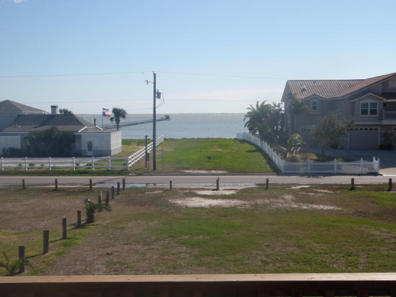 View from the lanai - Sun of a Beach Summers! - Rockport - rentals