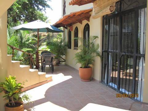 Casita de Alberca entrance - Casita De Alberca, great pool, beach 4 blocks! - Sayulita - rentals