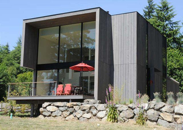 Definitely a special destination, Nami-An is a distinctive home that is cherished by the owners. - Nami-an on Orcas Island at Doe Bay - Olga - rentals
