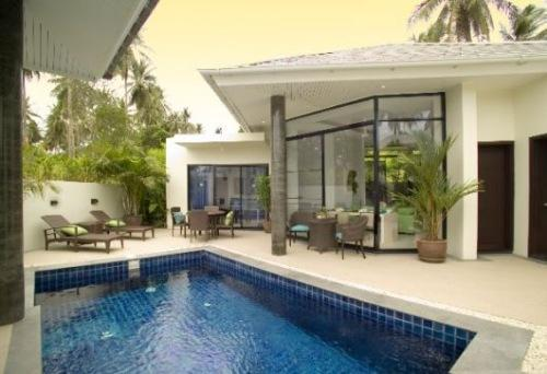 Villa 109 - Walk to Beautiful Choeng Mon Beach - Image 1 - Koh Samui - rentals