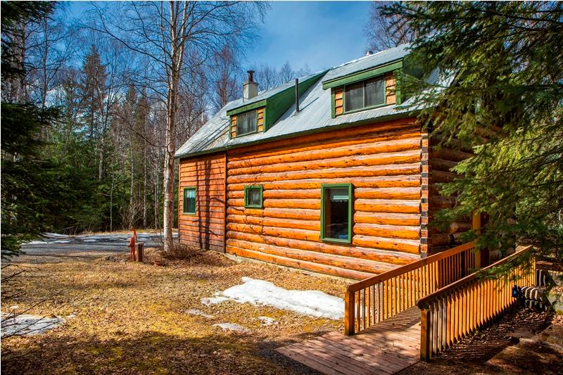 Alaskan Byways has a wheelchair and stroller friendly entrance, as well - A Beautiful Remodeled Alaskan Cabin Built in 1905 - Hope - rentals