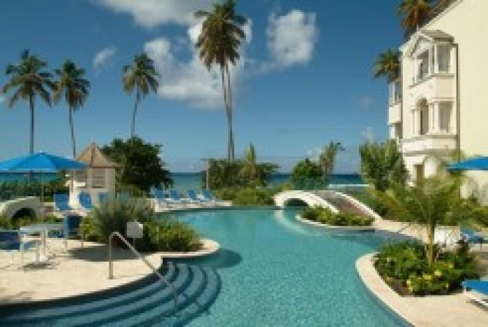 Schooner Bay 112- Moonshine, St. Peter, Barbados - Beachfront, Gated Community, Communal Pool - Image 1 - Speightstown - rentals