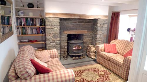 Pet Friendly Holiday Cottage - Milk Wood Cottage, Laugharne - Image 1 - Laugharne - rentals