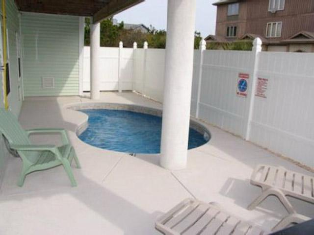 Pool - Almost Heaven - prices listed may not be accurate - Tybee Island - rentals