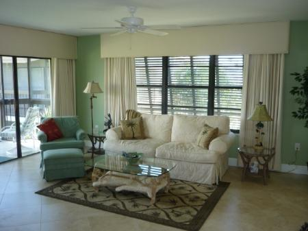 Spectacular living Area Furniture - South Seas East M4 - Marco Island - rentals