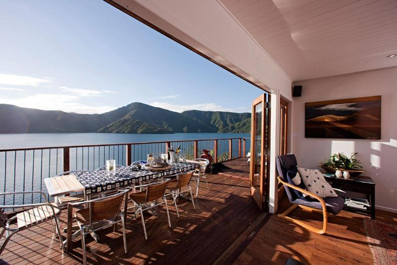 Latitude - The Point, Blackwood Bay - Image 1 - Picton - rentals