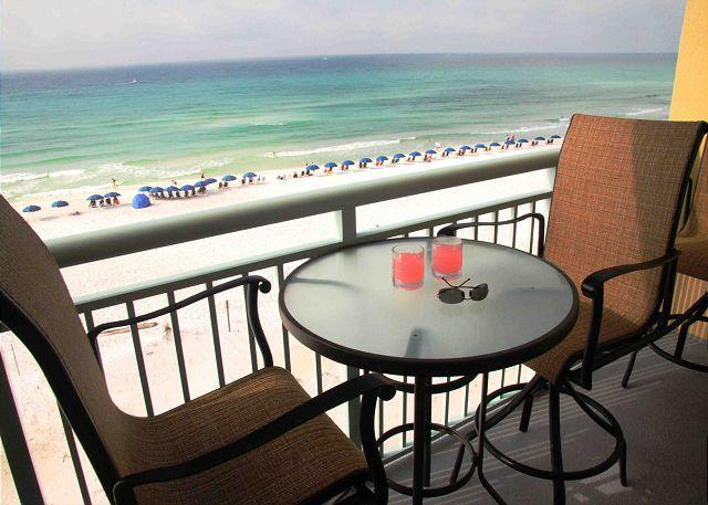 IT'S ALL ABOUT THE VIEW - PI 510:Two KINGS! Reserved garage parking, granite,stainless, WIFI, 5 LED Tvs - Fort Walton Beach - rentals