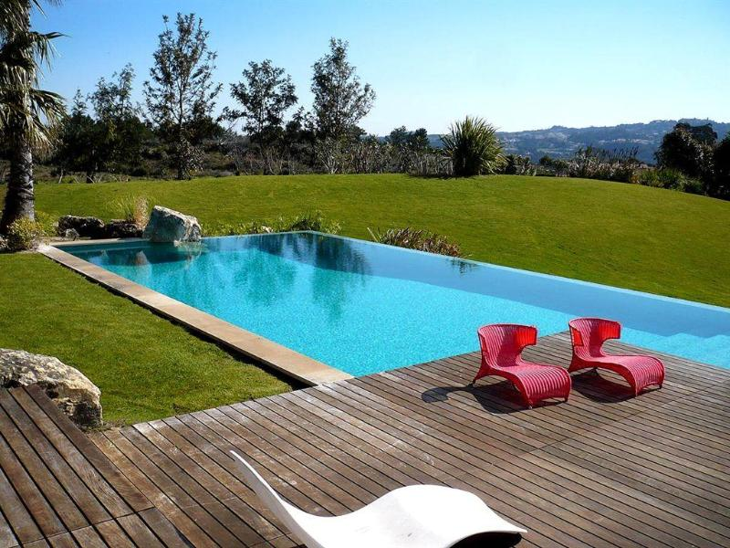 Swiming pool (private) - Awesome country side house - Sintra - Colares - Sintra - rentals