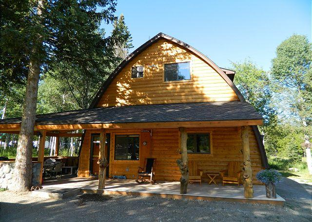 Summer time at the cabin - Wooded Bliss One - West Yellowstone - rentals