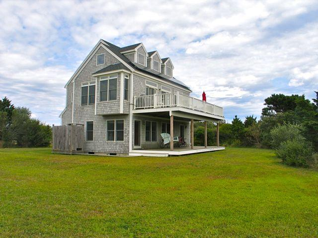 Mattakesett Water View! (Mattakesett-Water-View!-ED313) - Image 1 - Edgartown - rentals
