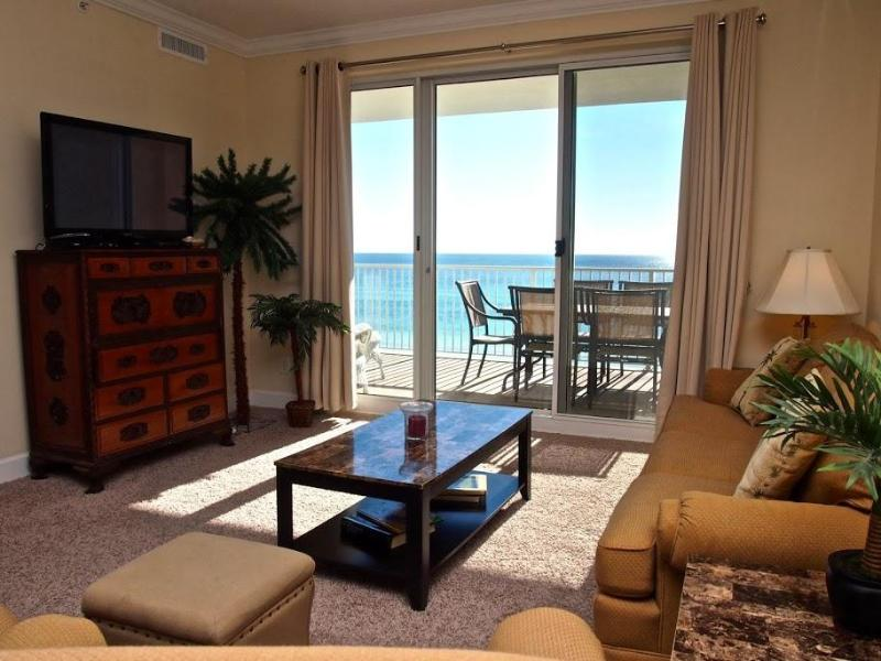 Beach Front/View! Beautiful 2/2 Gulf front condo! - Image 1 - Panama City Beach - rentals
