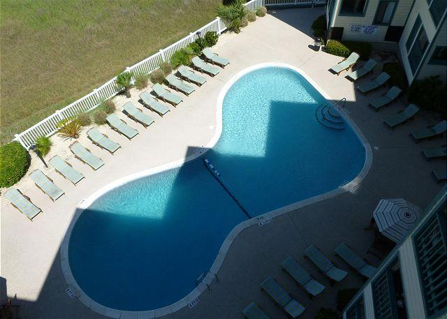 Sands Beach Club Second Row Myrtle Beach South Carolina - Image 1 - Myrtle Beach - rentals