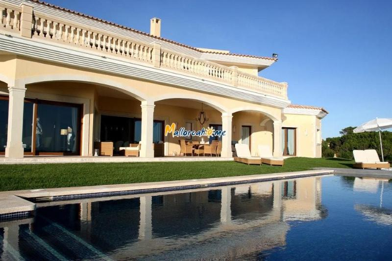 Luxury villa with ocean view and pool ID 2004 - Image 1 - Cala Pi - rentals