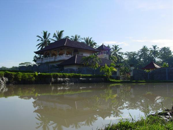 Reflection Ponds - Secluded Private Villa -  Deep in the Rice Paddies - Ubud - rentals