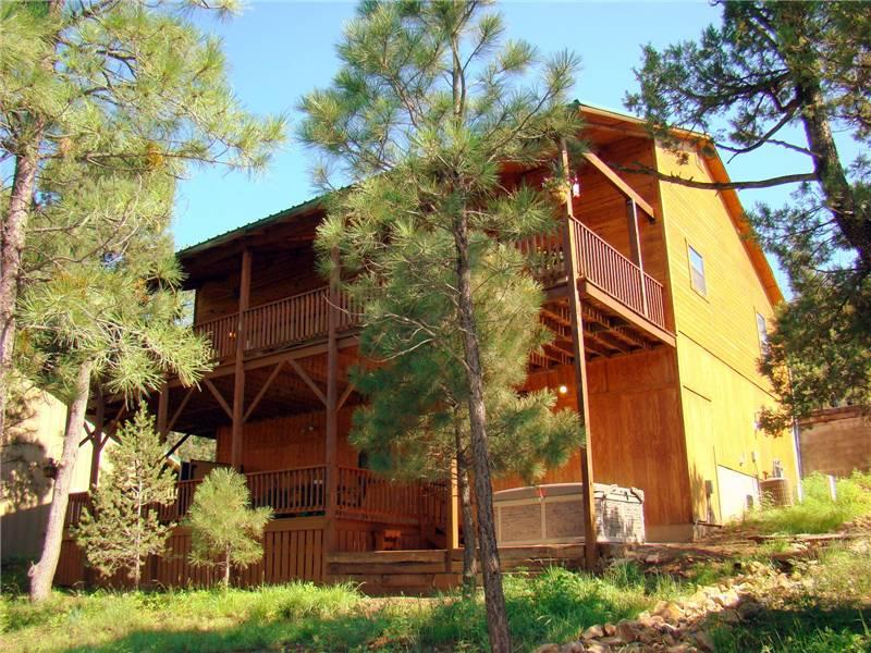 Upper Canyon Lodge - Image 1 - Ruidoso - rentals