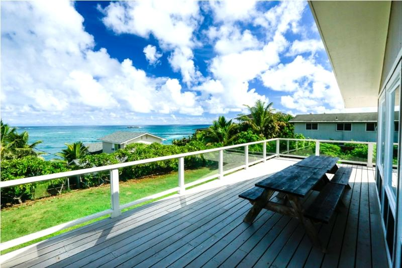 Seaside Manor -5BD,3Bath, Walk to PCC, Store,Beach - Image 1 - Laie - rentals