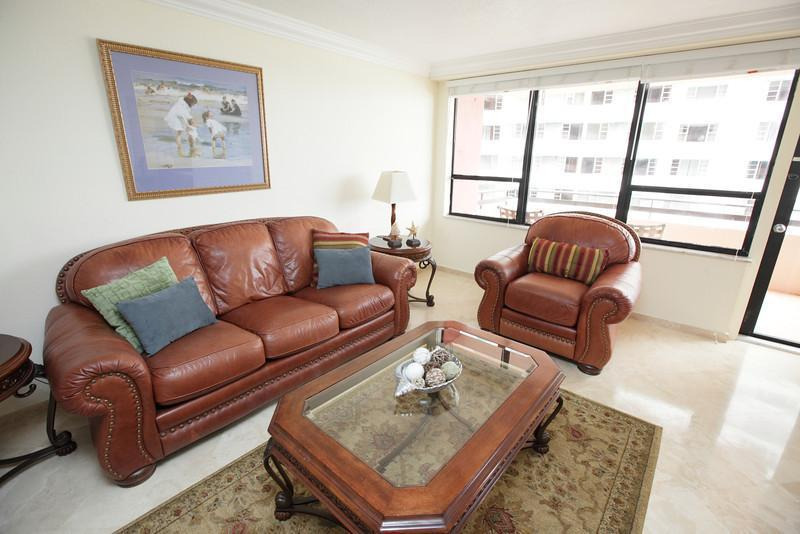 Oceanfront Two bedroom at The Alexander - Unit 510 - Image 1 - Miami Beach - rentals