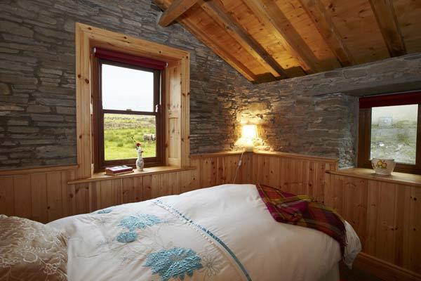 Bedroom - Kate's Country Cottage - Ballyclare - rentals