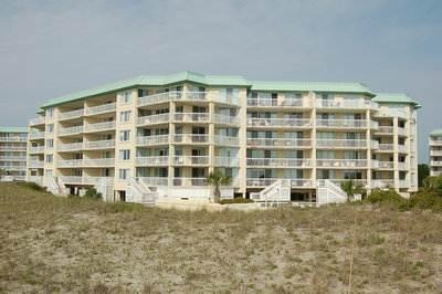 Cambridge at Somerset Unit 502 - Image 1 - Pawleys Island - rentals
