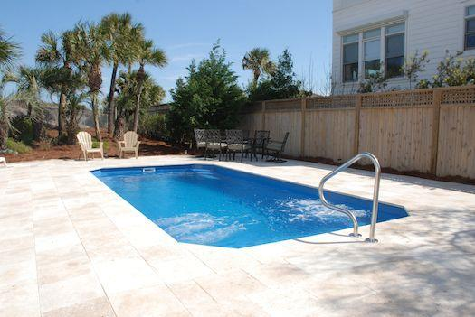Pool - Villa by The Sea - Tybee Island - rentals