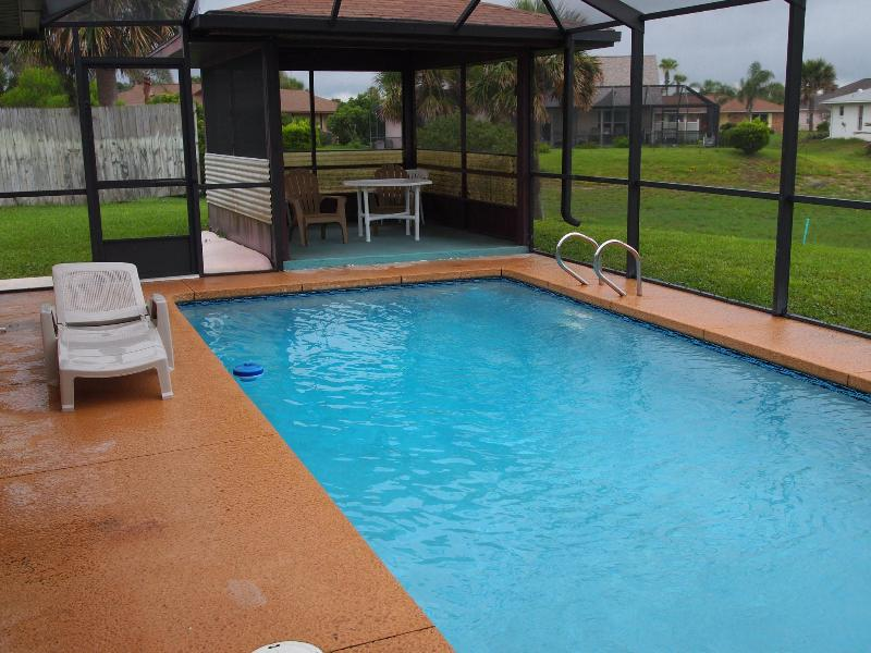 Pool - Beach/Pool Home near Daytona in Ormond by the Sea - Ormond Beach - rentals