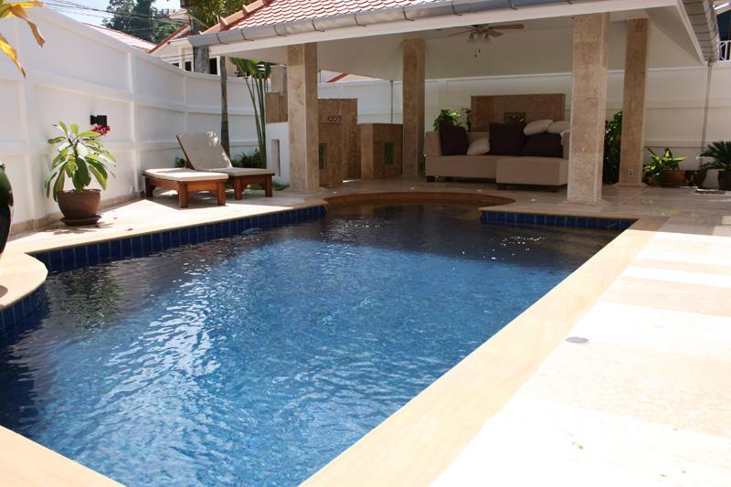 Private Pool House 3 bedroom  center  Patong - Image 1 - Patong - rentals