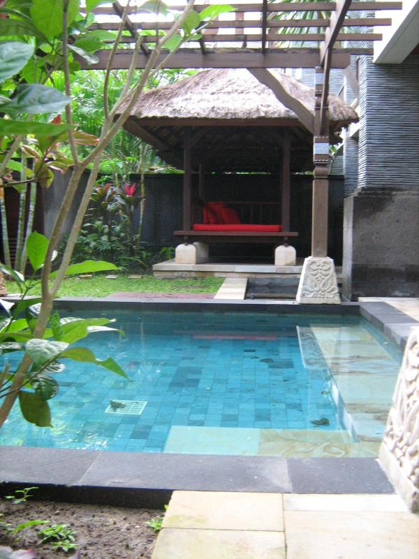 Private Pool of appart-villa and Balé - Appartement Villa De Luxe Dans Residence 5* - Nusa Dua - rentals