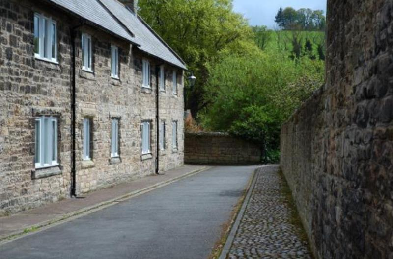 River Neuk 2 bed property in the heart of Rothbury - Image 1 - Rothbury - rentals