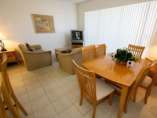 Interior View of Home - WH3T2559ML 3 BR Condo Home Just 3 Miles from Disney - Kissimmee - rentals