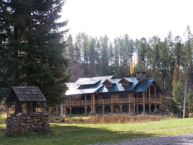 The Lodge - Green Valley Ranch Main Lodge - West Glacier - rentals