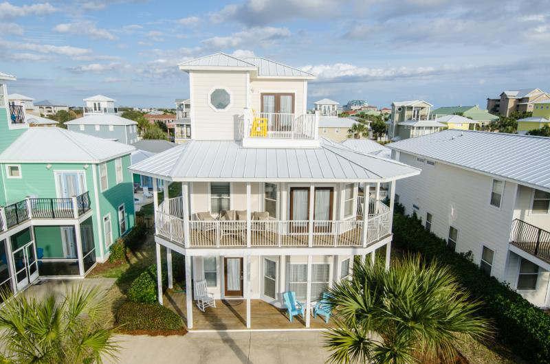The Crystal Pearl - The Crystal Pearl - A Beach Cottage with Private Pool and Ocean Views - Destin - rentals