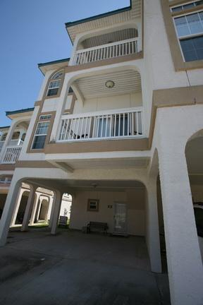 The Palms F-2 - Three Bedroom Has 2 Kitchens and Sleeps 10 People - Panama City Beach - rentals
