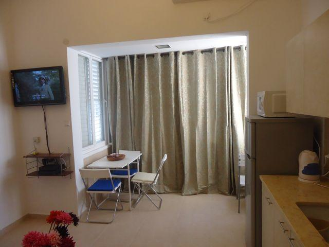 fully furnished 1 bedroom - Image 1 - Tel Aviv - rentals