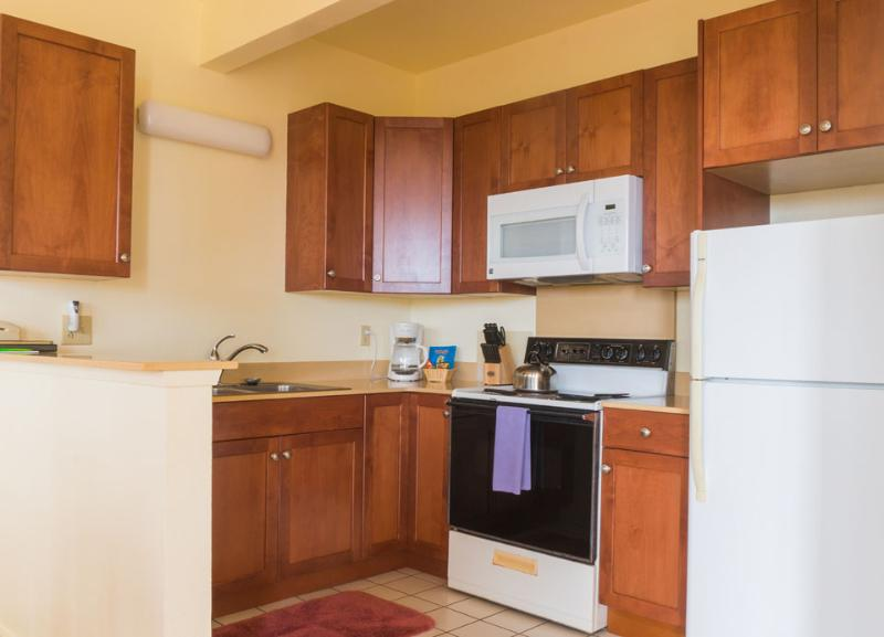Walk to Poipu Beach, cottage style 1 bdrm with a/c - Image 1 - Poipu - rentals