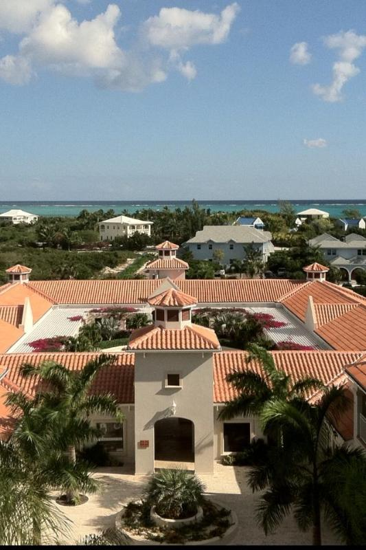 entrance - PANAROMIC OCEAN VIEWS - Providenciales - rentals