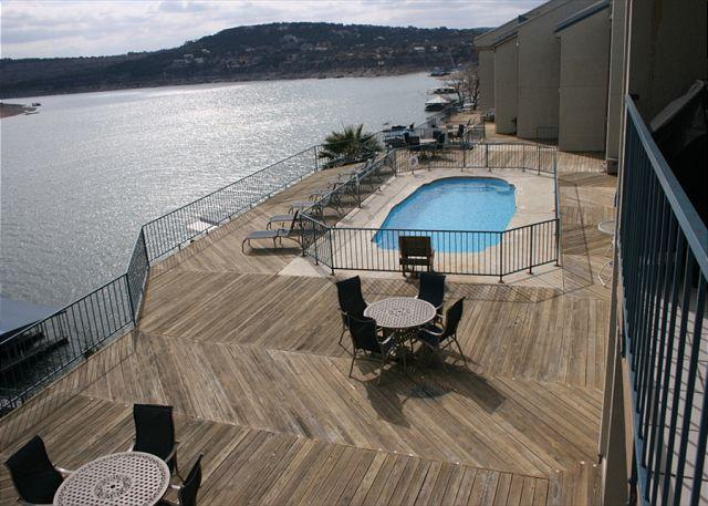 Waterfront Condo w/ Deep Water Dock- Ask about our Special Rates! - Image 1 - Spicewood - rentals