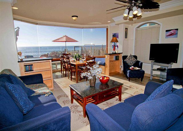 Oceanside Beach Rental - Oceanfront Rental on the Sand in Oceanside P118-2S - Oceanside - rentals