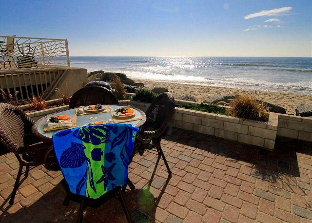 Beachfront Patio - Scenic Beach Front Condo P9201-0 - Oceanside - rentals