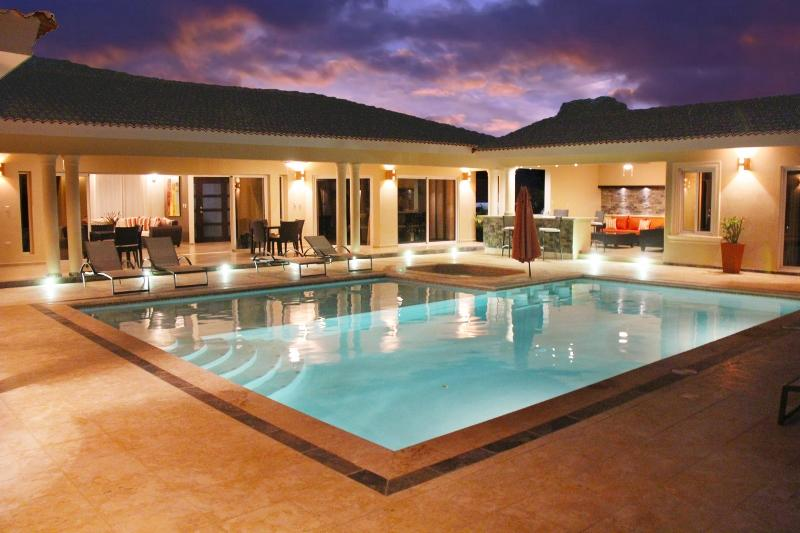Villa Ultima with Jacuzzi, XBOX360 and TVs in all bedrooms!(636) - Image 1 - Cabarete - rentals