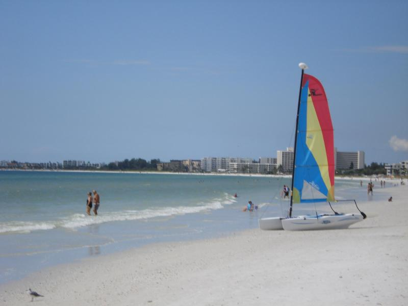 #1 Beach in the U.S. - Siesta Key private beach access - Siesta Key - rentals