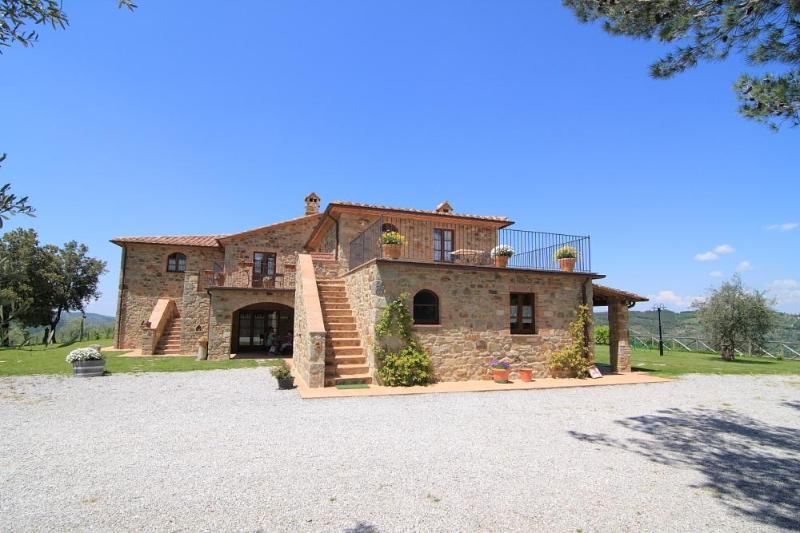 Castagnatello Country House - Castagnatello Country House - Castagno unit - Seggiano - rentals