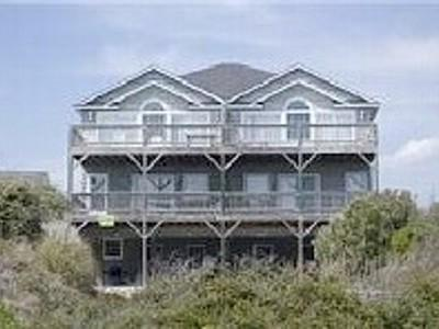 High Elevation  - Spacious, 2nd Row, Ocean View, Direct Beach Access - Emerald Isle - rentals