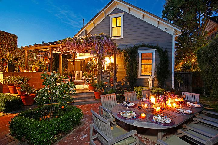 Private backyard oasis - City Lights - Santa Barbara - rentals