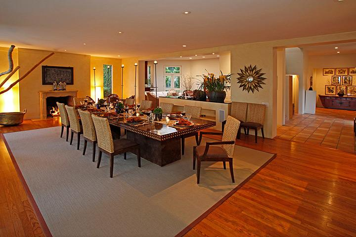 Elegant style with an open floor plan - Zen Garden - Montecito - rentals