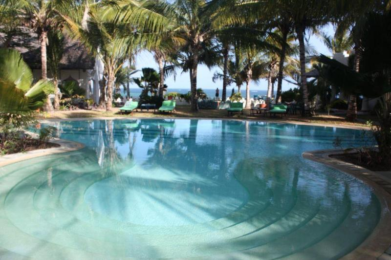 Tangawizi Swimming Pool - Luxury beach front private residence Kilifi Kenya - Kilifi - rentals